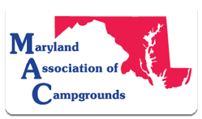 Maryland Association of Campgrounds logo